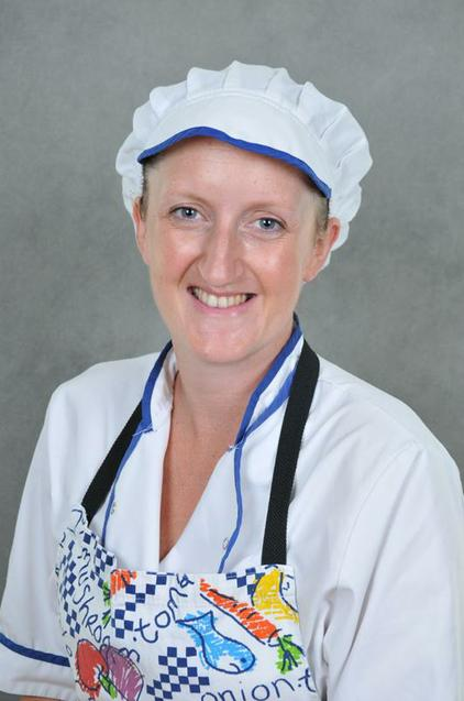 Miss Ratcliffe ~ Catering Supervisor