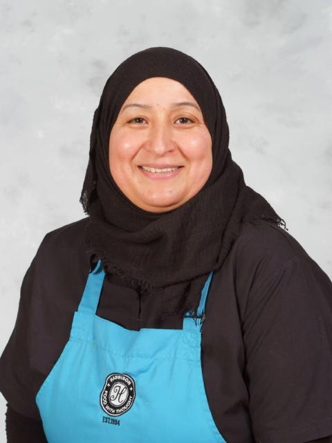 Mrs Z Homayoun - Kitchen Staff