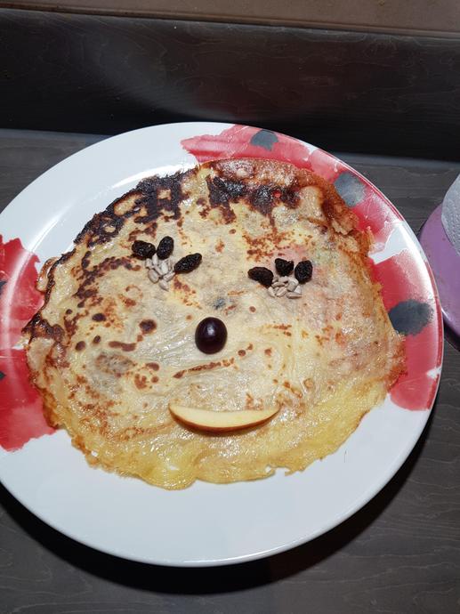 Pancake - Mansheel YR