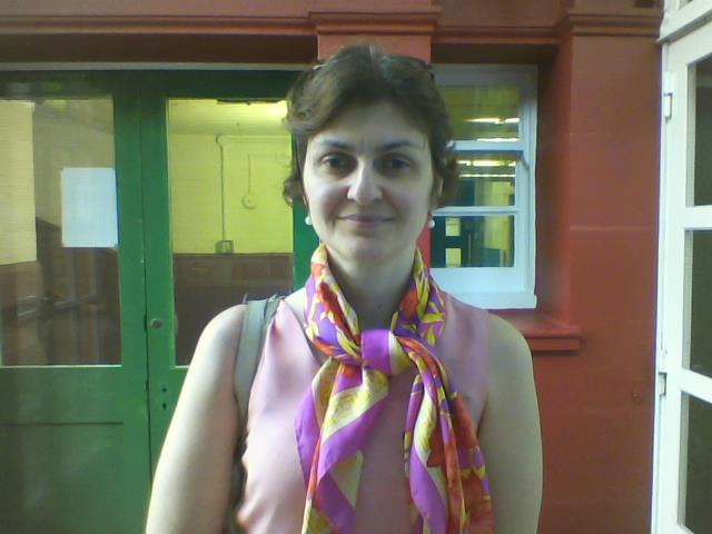 Ms Nathalie Ubilava