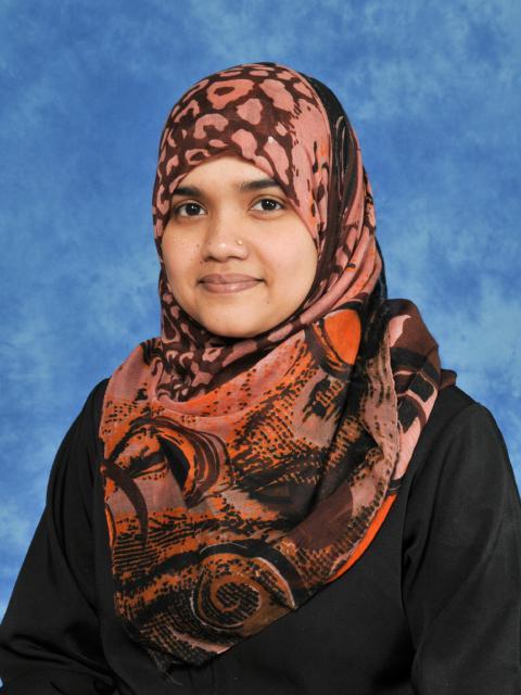 Mrs H Choudhury - SMSA