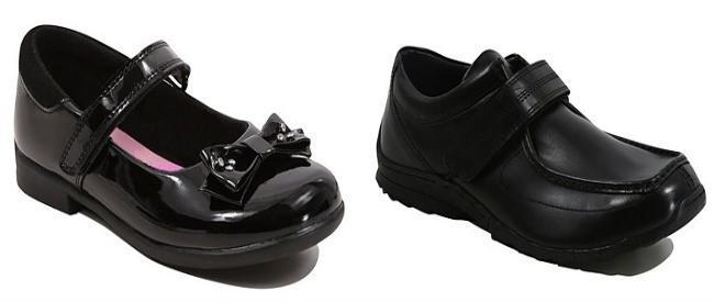 Black shoes (boots/trainers are not permitted)