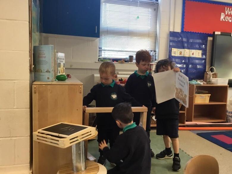 Building a 'Log Flume'