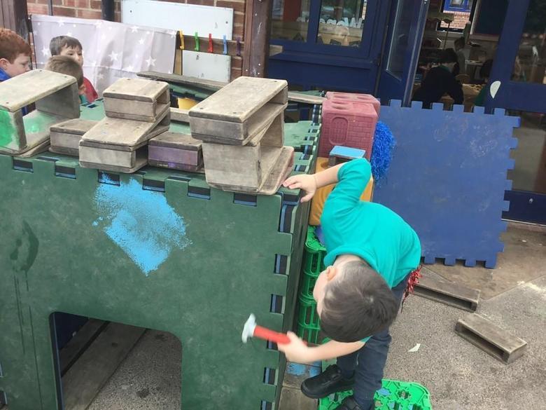 Building a 'house'