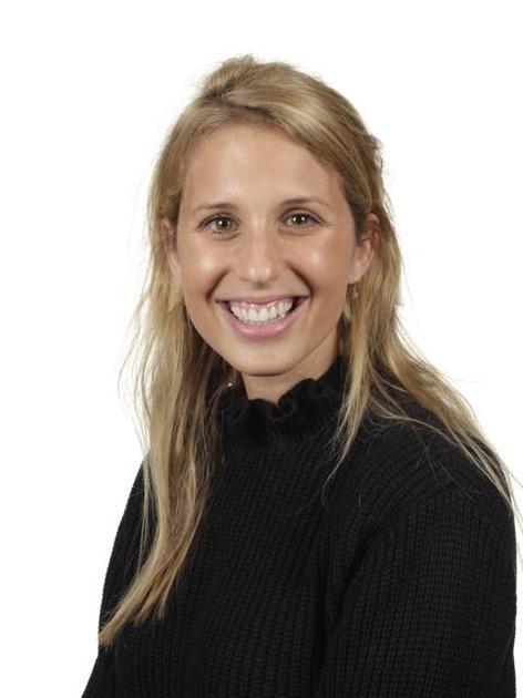 Mrs Katie Benson EYFS leader