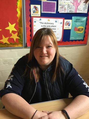 Mrs Hazlehurst - Class Teacher