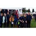 Meeting Spiderman!