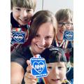 NHS Medals