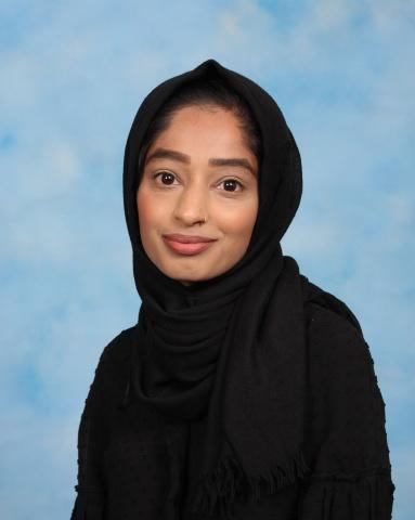 Miss Z Sidyot - Reception Teacher