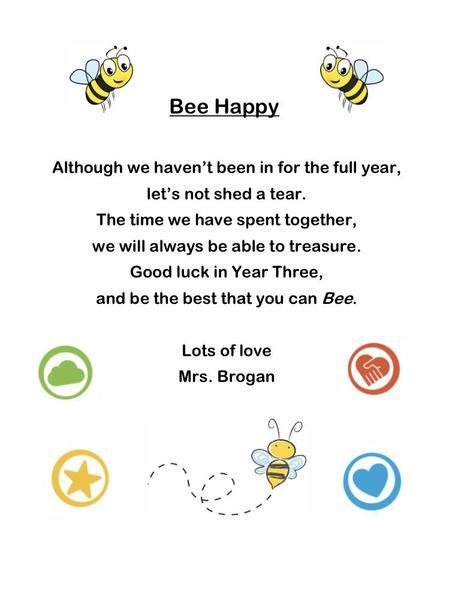 Bee Happy 🐝