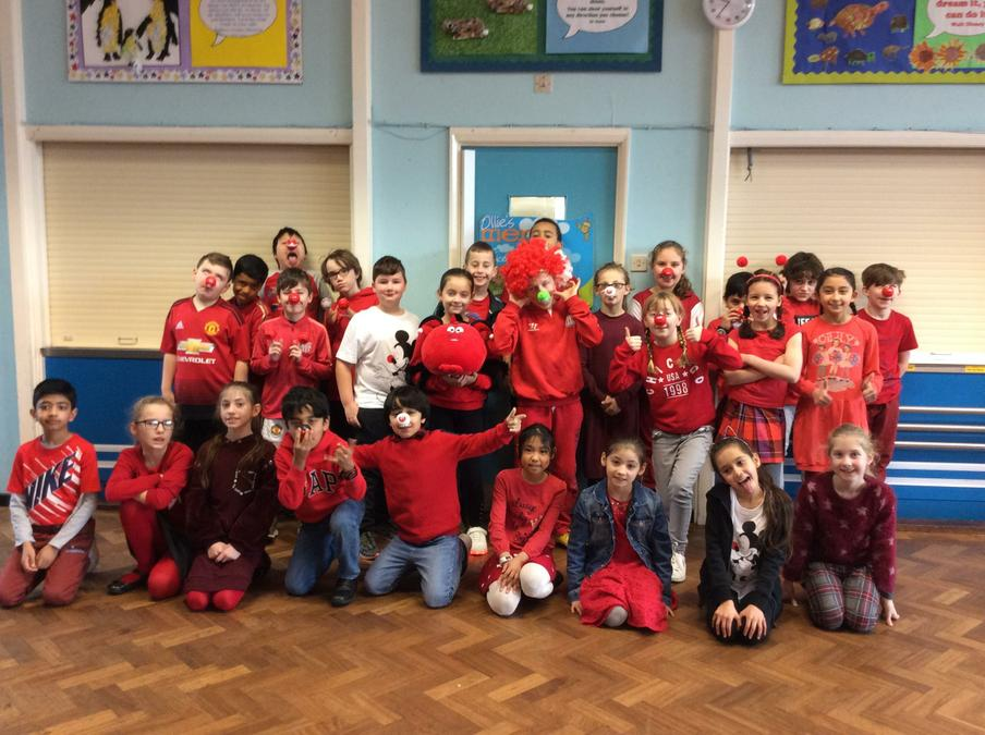 A great effort! Thank you for your donations.