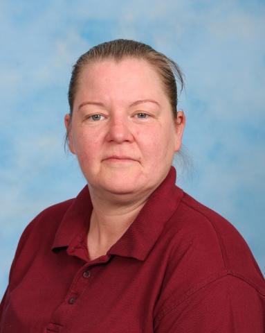 Mrs R Bonney - School Cook