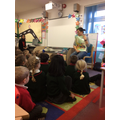 We learnt all about Chinese New Year this week