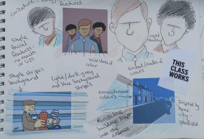 Sketch Book Examples