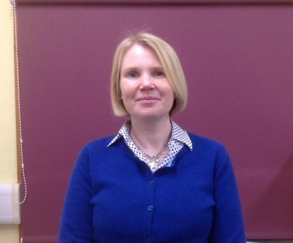 Mrs Susan Baxter - Administration Assistant
