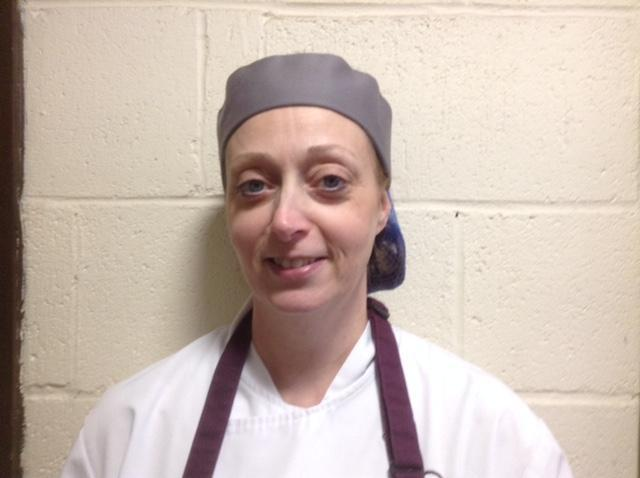 Mrs Paula Lewis Catering Manager