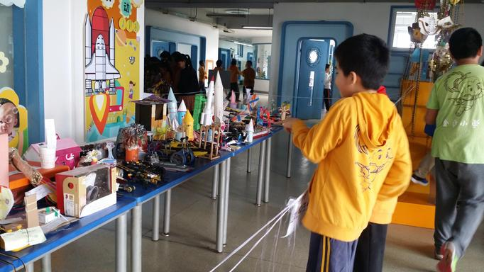 Stalls to visit at the science fair