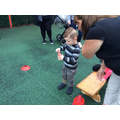 Pre-School Sports Fun 2017