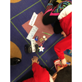 Sorting materials based on their properties