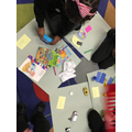 Sorting items based on what they are made from