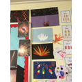 Some of the fantastic homework in Class 6HT