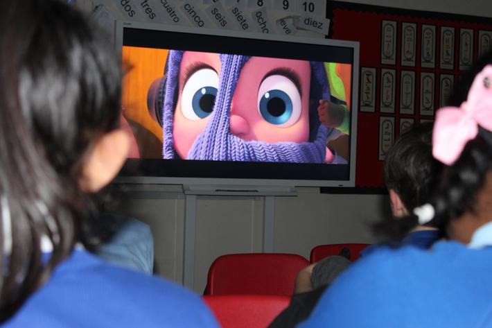 Watch a film