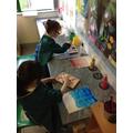 Creating tints