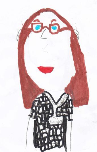Mrs Hunter, Business Manager