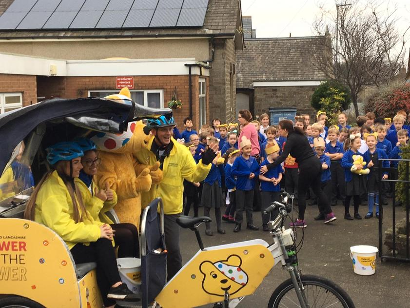 Pudsey day