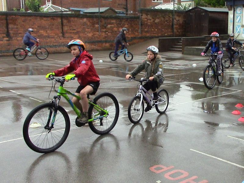 Show everyone your 'Bikeability'!