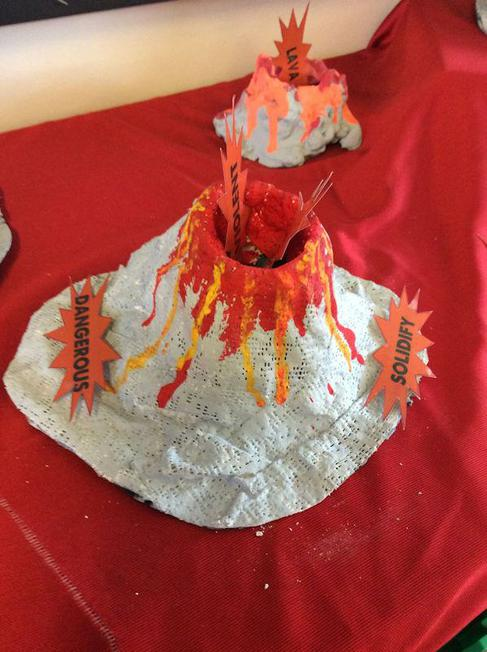 Model violent volcanoes