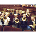 Y5 brass show that they're ready for action!