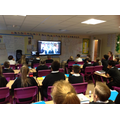 Whole school Remembrance Assembly via 'Zoom',