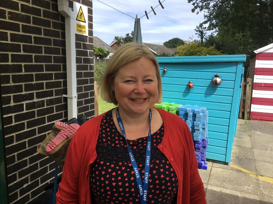 Mrs Williams ( Head Teacher and covering PPA)