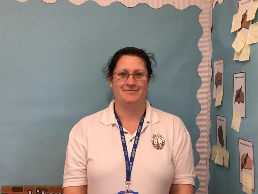Miss Porter Class Teacher