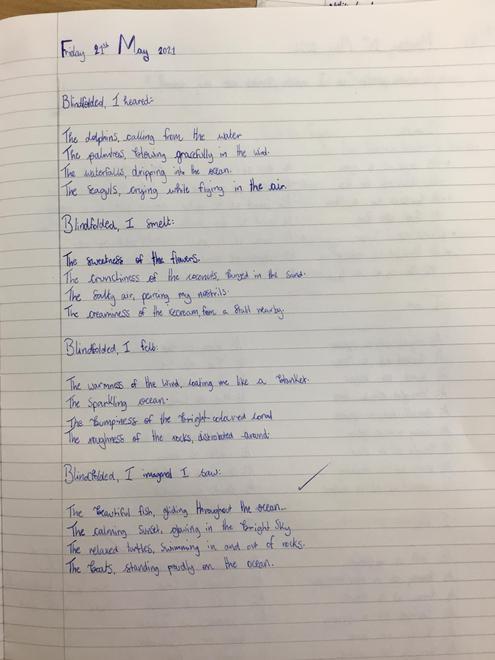 Setting Description Poem