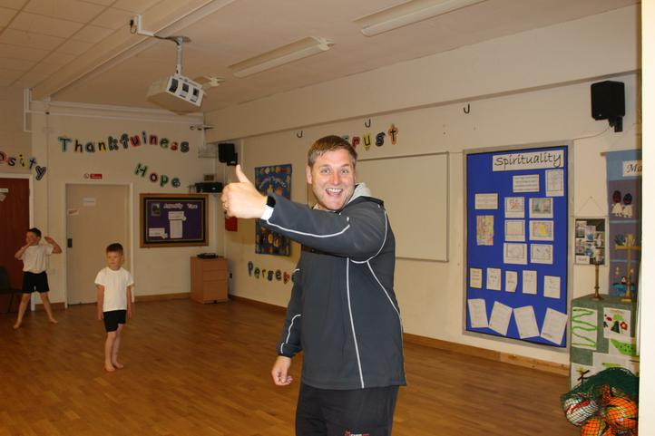 Mr Kingwell - Sports Coach