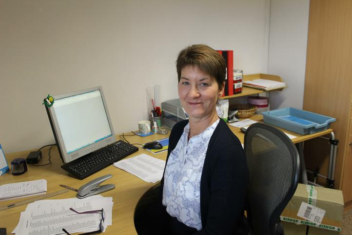 Mrs Goodway - Admin Officer