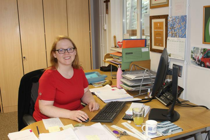 Mrs Costello - Admin Officer