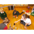 Thursday - KS2 created a Science Fair