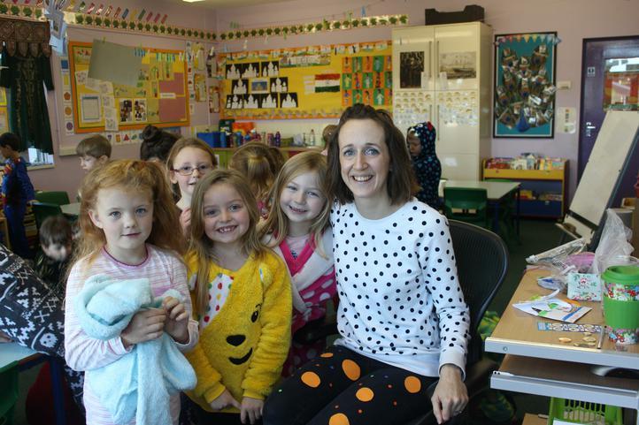 Mrs Lockhart - SENDCo/Class Teacher