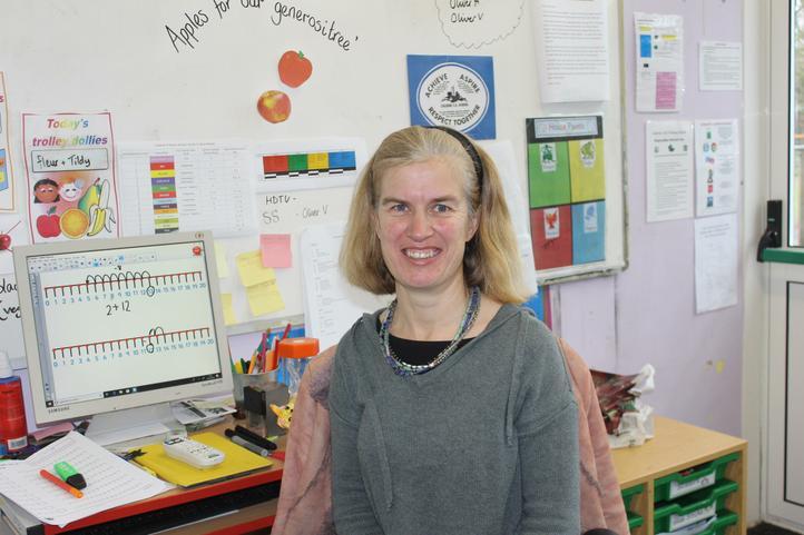 Mrs Broomfield - Class Teacher