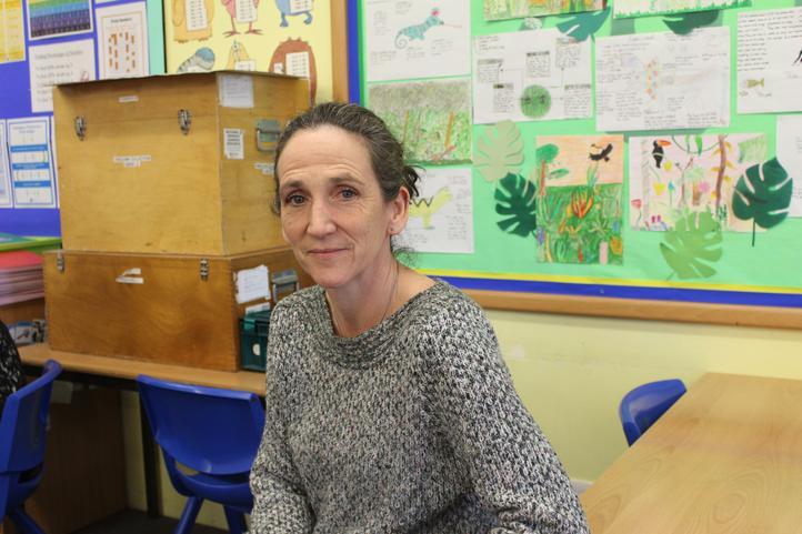Mrs Dunstone - TA