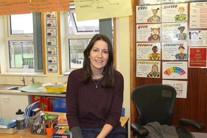 Mrs Wynn - Class Teacher