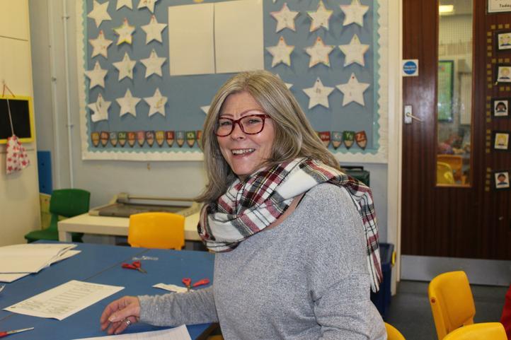 Mrs Bennetts - TA