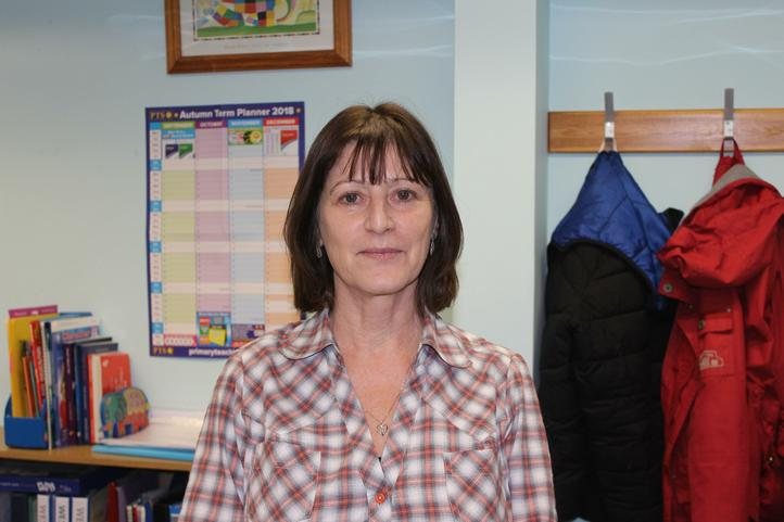 Mrs Sadler - TA