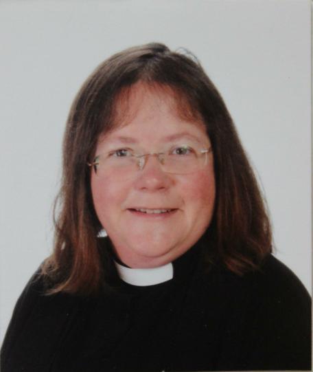 Revd. Dr Janet Anderson-Mackenzie - Foundation Gov