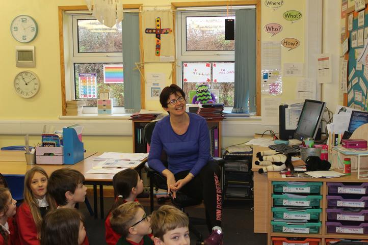 Mrs Chamberlain - Deputy Head