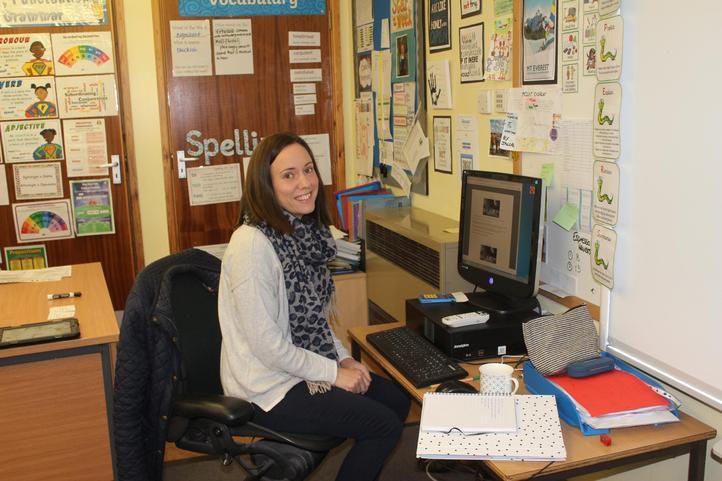Mrs Banfield - Class Teacher