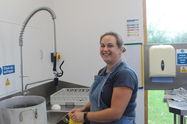 Ms Cozens - Catering Assistant